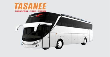Big Bus SHD 50 Seat  + Driver + Bbm